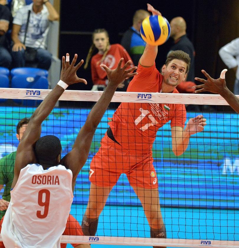 България победи Куба с 3:0 гейма в мач от своята