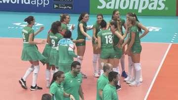 Националният ни отбор по волейбол победи Тайланд на Световното първенство