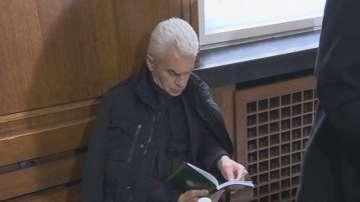 Волен Сидеров е осъден на 9 месеца пробация