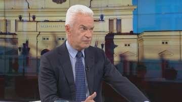 Лидерът на Атака Волен Сидеров влезе в Министерски съвет