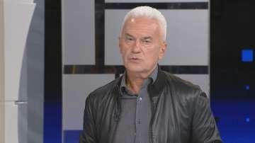 Сидеров: Нямах идея да се карам със Симеонов, а да сме тандем на евроизборите