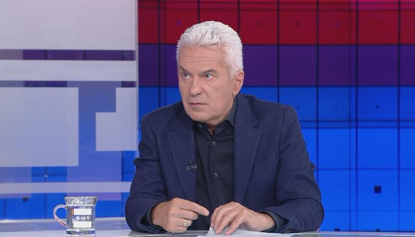 Снимка: Волен Сидеров: Няма никакви проблеми в управляващата коалиция