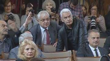 Парламентът освободи Волен Сидеров и Лиляна Павлова
