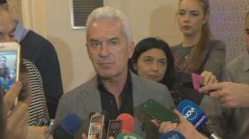 Сидеров: Атака има готовност да се яви и самостоятелно на евроизборите