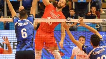 България загуби от Иран на Световното първенство по волейбол