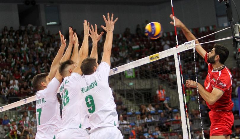 Великолепна победа за България на Световното първенство по волейбол. Националният