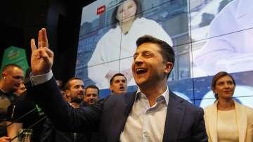 От Рейгън до Зеленски - актьори, превърнали се в политици (ГАЛЕРИЯ)