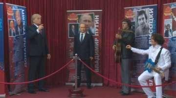 Музеят на восъчните фигури за втори път в София