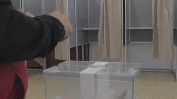 Първи тур на президентските избори в Румъния