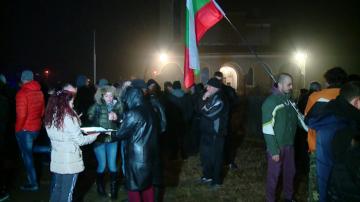Напрежението във Войводиново не стихва