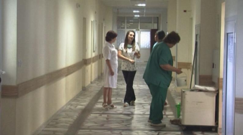 Детското отделение е поредната структура във Врачанската областна болница, което