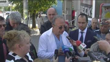 Последен ден на протести във Врачанската болница
