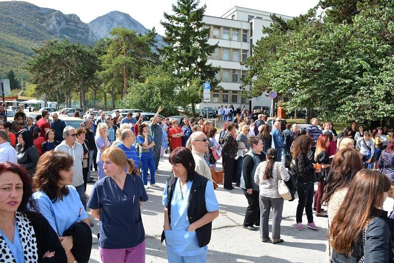 Спешни мерки за изваждане на врачанската болница от кризата предприе