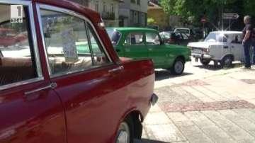 Традиционен събор на феновете на Москвич