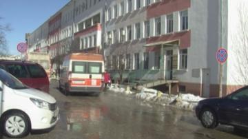 Пето отделение във Врачанската болница спря приема на пациенти