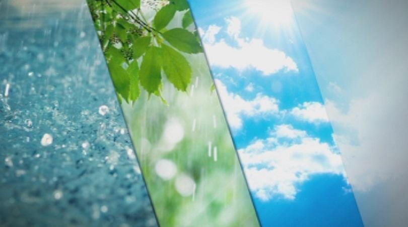 сряда започва слънце следобед кратки валежи