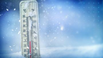 Трайно захлаждане: Сняг и ниски температури над цялата страна от сряда