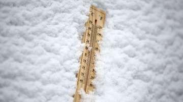 Жълт код за опасно студено време в почти цялата страна