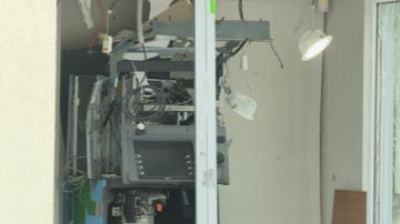 Полицията издирва извършителите на взривения в Пловдив банкомат