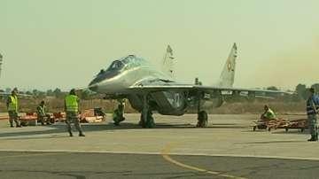 Приключи съвместната мисия на българските и американски ВВС у нас