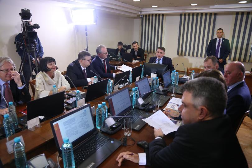 снимка 1 ВСС отново избра Иван Гешев за главен прокурор