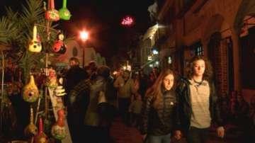 Нощ на Самоводската чаршия във Велико Търново