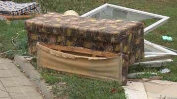 Монтираха първите контейнери за стари мебели във Велико Търново