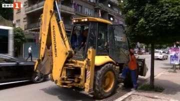 Десетки търговски обекти са наводнени при последните дъждове във Велико Търново