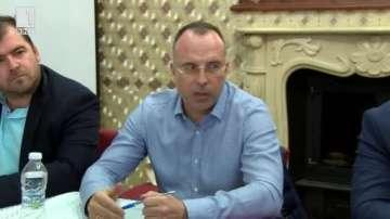 Министър Порожанов подкрепи исканията на земеделците