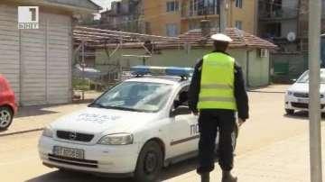 Задържаха шофьор за предлагане на подкуп на полицай