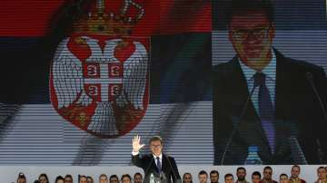 Вучич: Сърбия няма да позволи сръбският народ в Косово да бъде унищожен