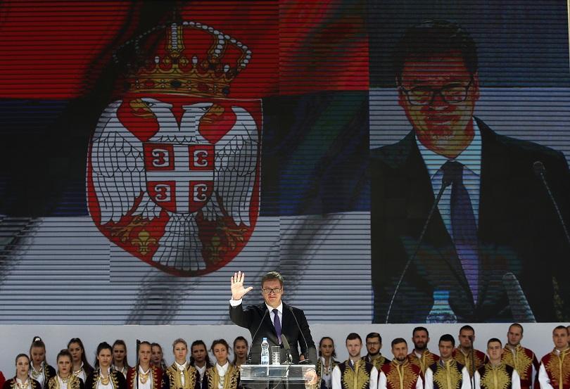 Сърбия няма да позволи сръбският народ в Косово да бъде