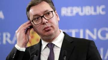 Вучич за оставката на косовския премиер: Това е политически трик