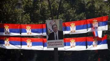 Вучич при сърбите в Косово: Без повече войни, но и без колебание за защита
