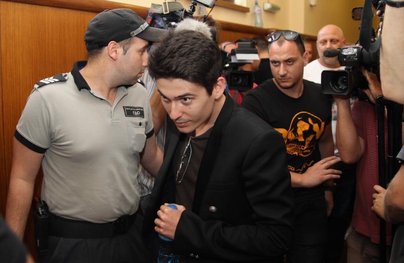 снимка 4 Съдът решава за мярката за неотклонение на Вълчо Арабаджиев (СНИМКИ)