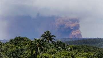 Вулканична активност и мощно земетресение на Хаваите