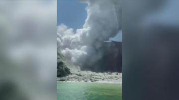 13 са жертвите на вулкана в Нова Зеландия