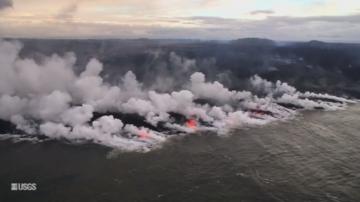 Вулканът Килауеа продължава да изригва