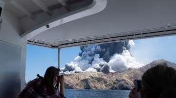 Да оцелееш на косъм - свидетелски разказ за вулкана в Нова Зеландия