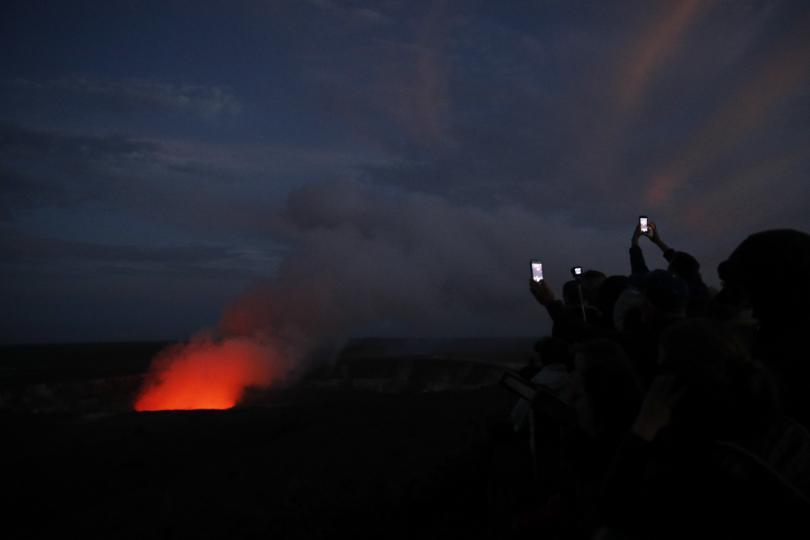 снимка 5 Няма българи сред пострадалите при изригването на вулкана на Хаваите (СНИМКИ)
