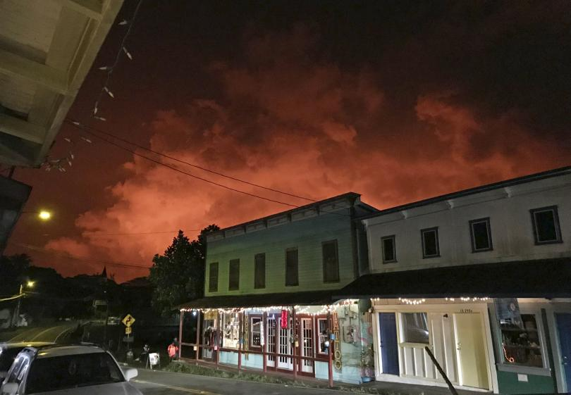 снимка 6 Няма българи сред пострадалите при изригването на вулкана на Хаваите (СНИМКИ)