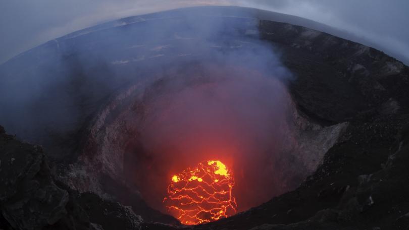 снимка 7 Няма българи сред пострадалите при изригването на вулкана на Хаваите (СНИМКИ)
