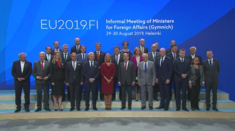 В Хелзинки завършва неофициалната среща на външните министри от Евросъюза