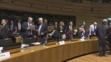 Външните министри от ЕС с обща позиция за Сирия