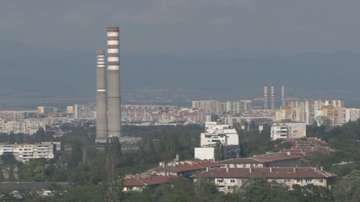 Качеството на въздуха в София днес се е подобрило