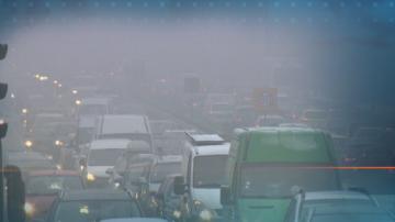Пет пъти над допустимите норми за замърсяване с фини прахови частици в София