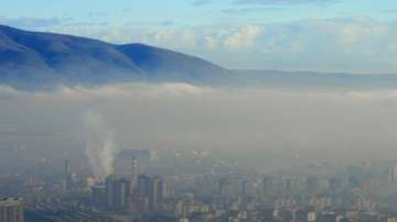 Отново опасно мръсен въздух в София