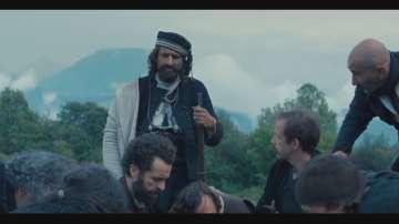 Първата премиера на филма Възвишение извън България