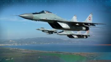Командирът на ВВС специално пред БНТ: ВВС изпълняват основните си задачи
