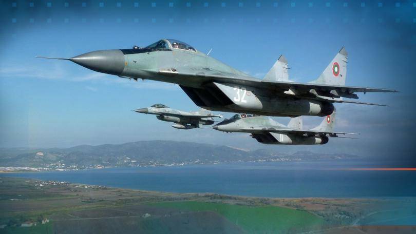 Първите нови самолети за българските Военновъздушни сили можем да очакваме